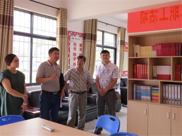 """柳城县总工会积极推进""""模范职工之家""""""""模范职工小家""""建设"""